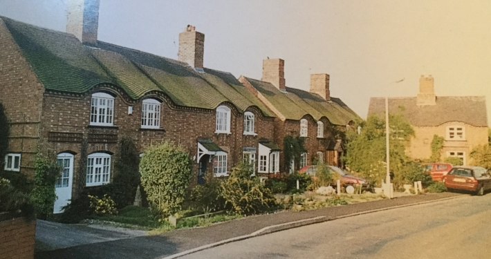 Long Row Cottages Sibson